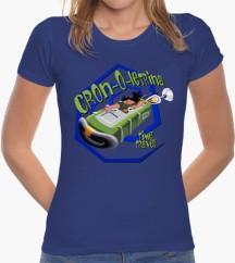 Camiseta chica Cron-O-Letrina del día del Tentáculo